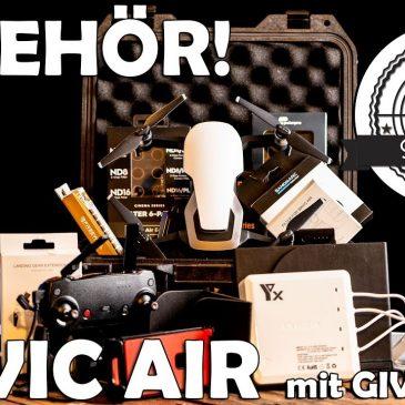 Das beste Zubehör für die DJI MAVIC AIR – MUST HAVES!