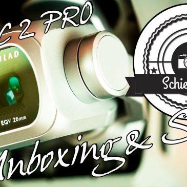 DJI MAVIC 2 PRO – Unboxing, Firmware-Update, Einrichtung / Setup (deutsch)